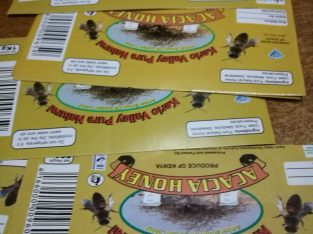 Labels and stickers printing services