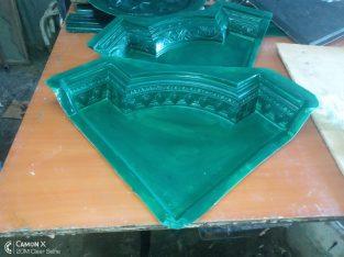 we make fibreglass molds for making gypsum corners