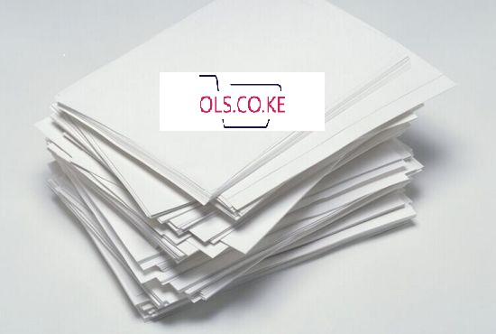 Available Copy papers Brands in Kenya