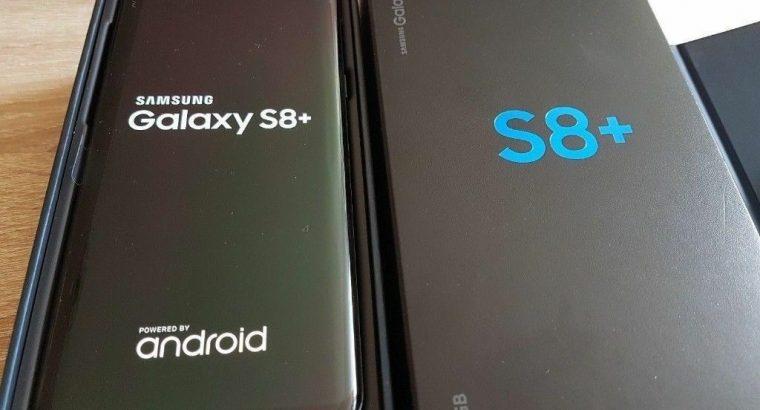 Samsung Galaxy S8 Plus 6.2 Inch 64GB 12MP Mobile