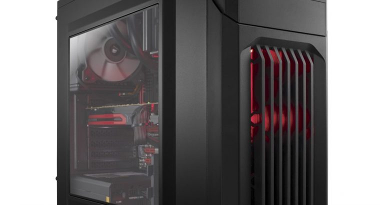 SPEC 01 Gaming Mid Tower Computer Casing