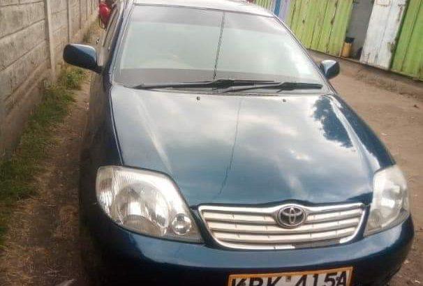 Toyota NZE