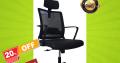 Mesh High Back Chair