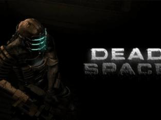 DEAD SPACE Laptop/Desktop Computer Game.