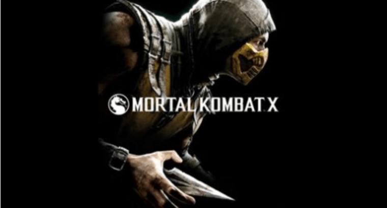 Mortal Kombat X Laptop/Desktop Computer Game.