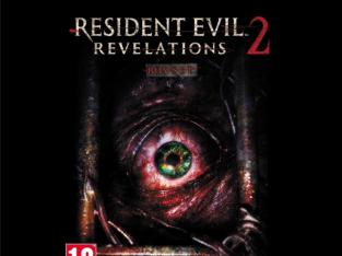 Resident Evil Laptop/Desktop Computer Game