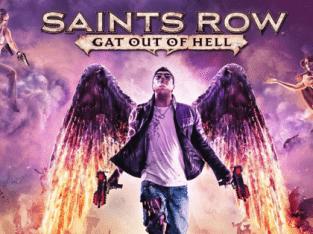 Saints Row Laptop/Desktop Computer