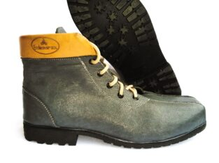 Handcrafted Kenyan Leather Boots