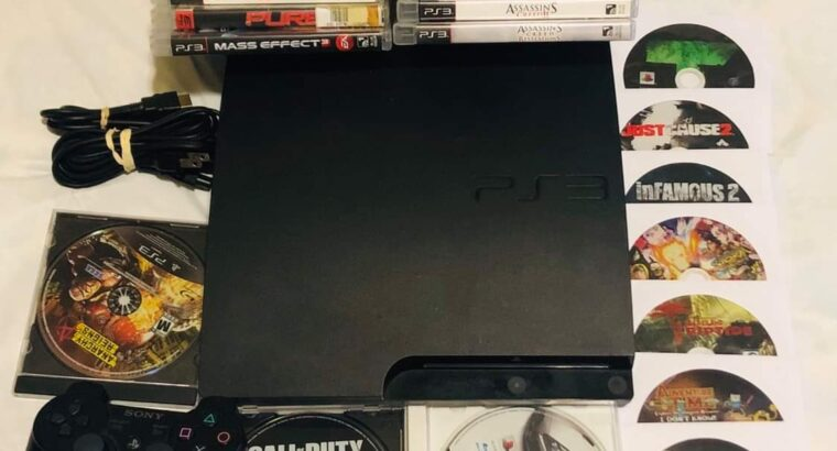 We install Playstation3 games at 500