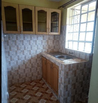MODERN 1 BEDROOM TO LET IN BURUBURU IN PHASE FIVE