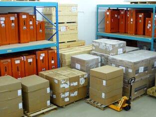 e commerce storage and miniwarehousing