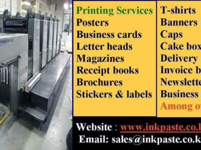 Branding and Printing Services